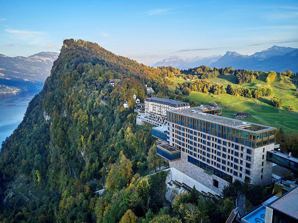 Buergenstock Resort Hotel & Alpine Spa