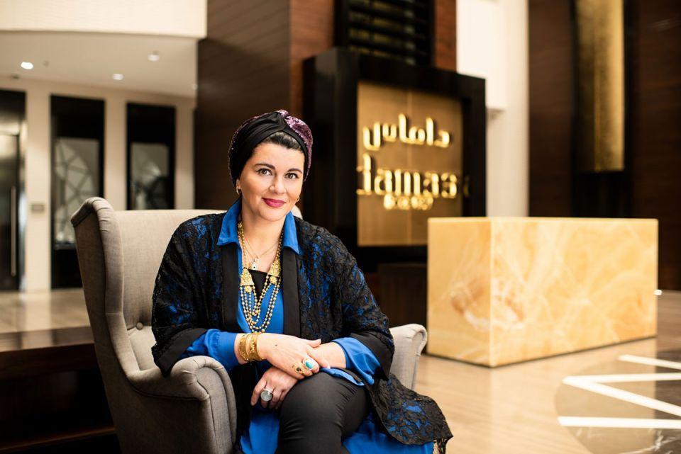 Damas Jewellery's new CEO Asil Attar