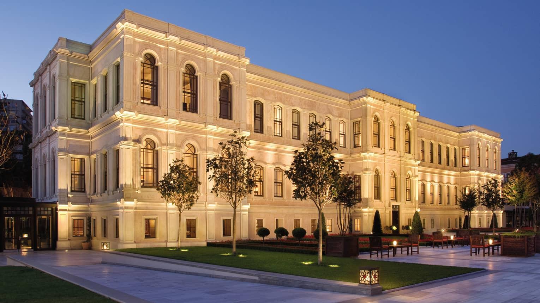 Four Seasons Hotel Istanbul at Bosphorus