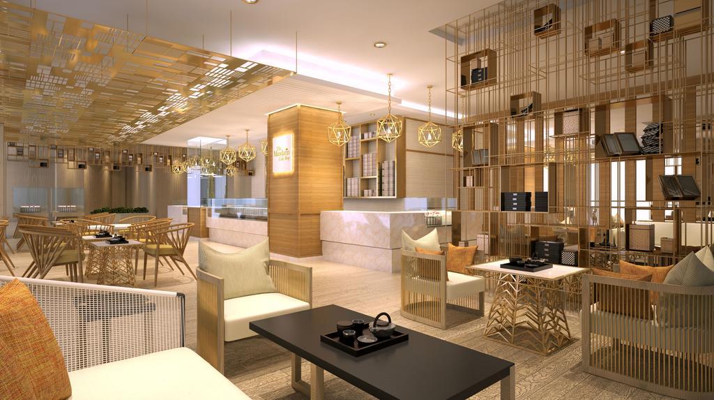 Mandarin Oriental Jumeira Dubai - restaurant