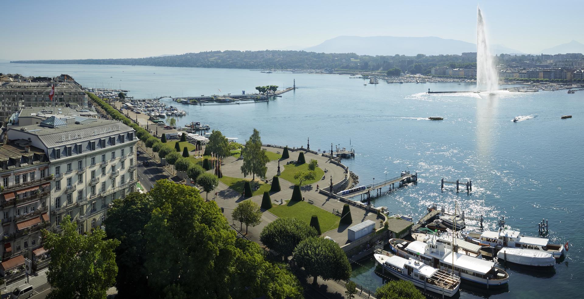 Beau Rivage Hotel Geneva