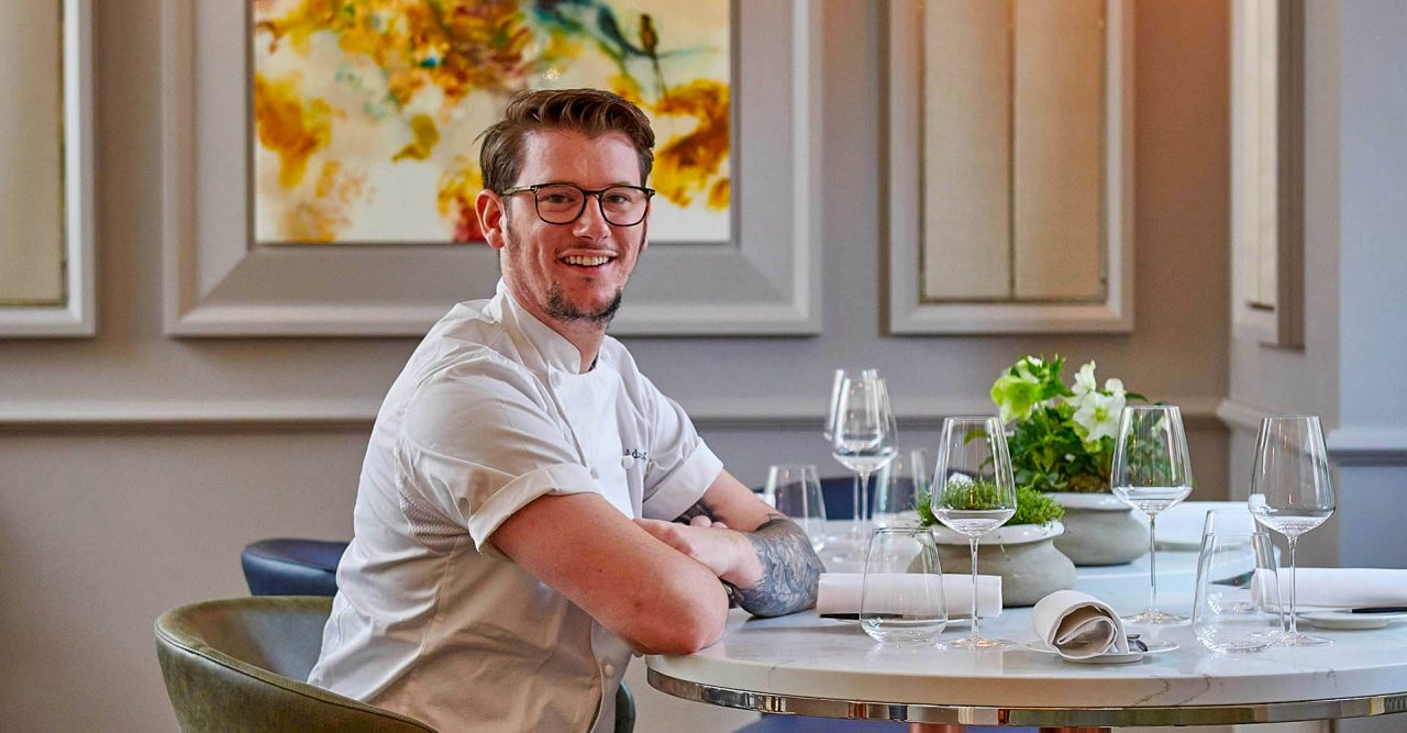 Belmond Cadogan London - Restaurant by Adam Handling