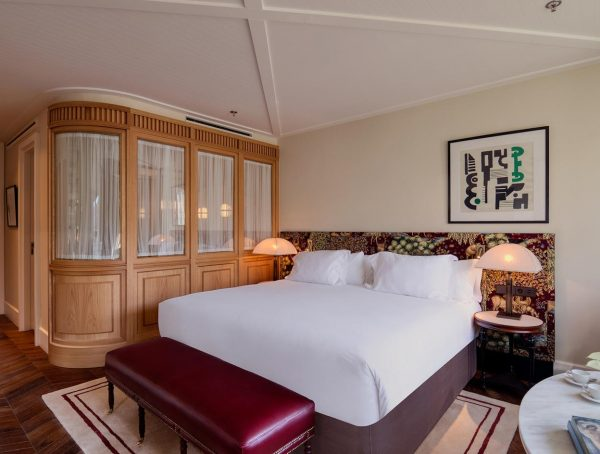 Bless Hotel, the latest luxury boutique hotel to open in Madrid, Spain