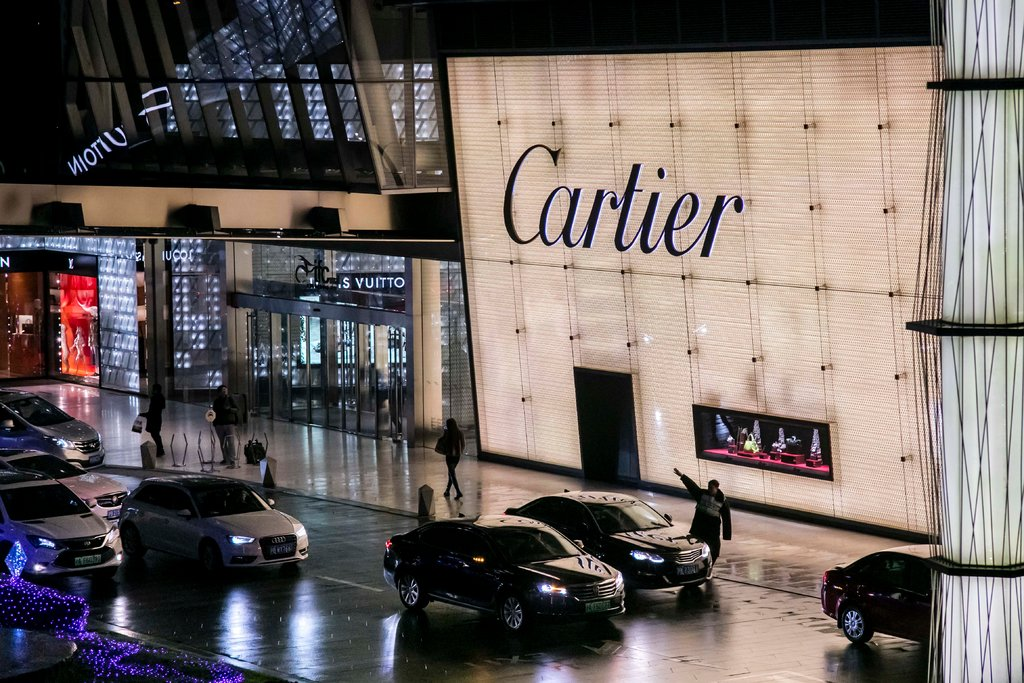 Cartier store Shanghai to introduce retail innovation lab in 2019