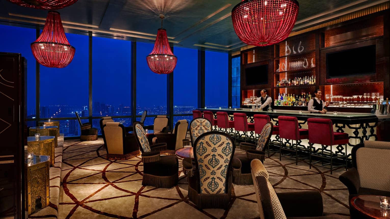 Four Seasons Bahrain Bay - Blue Moon Lounge | Wolfgang Puck