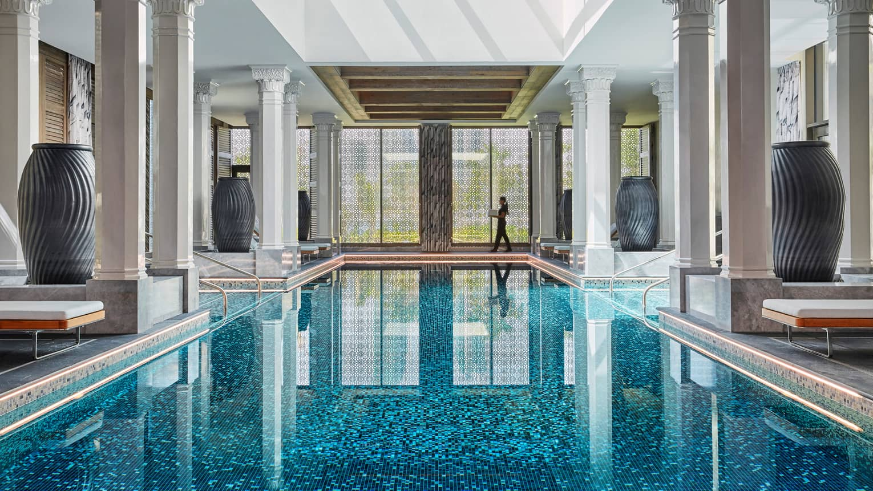 Four Seasons Bahrain Bay - indoor pool
