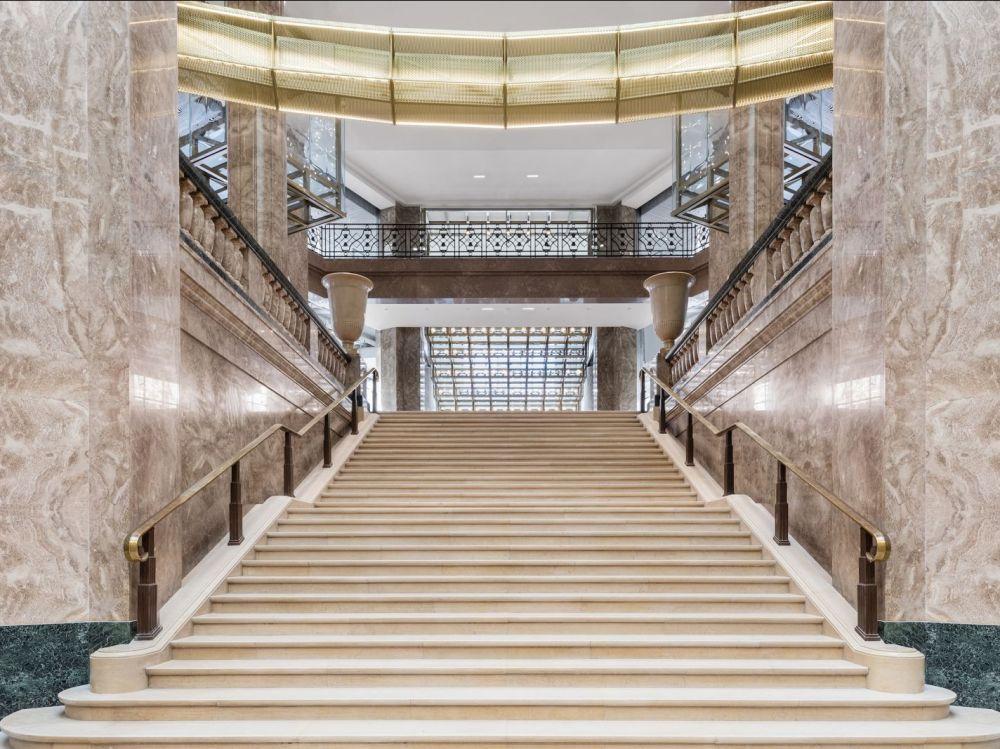 Galeries Lafayette des Champs-Elysées, Paris