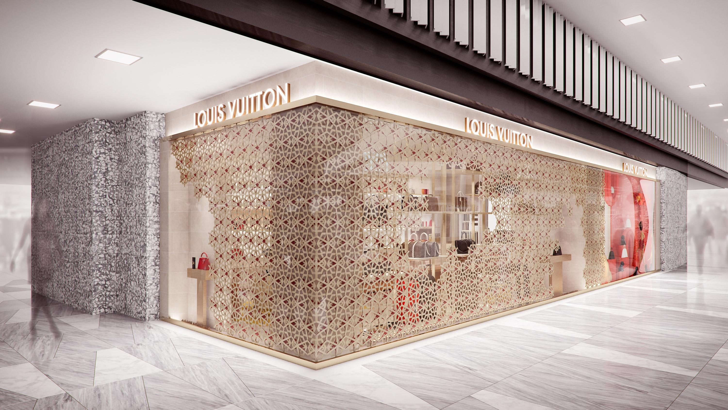 Louis Vuitton to open at Hudson Yards New York