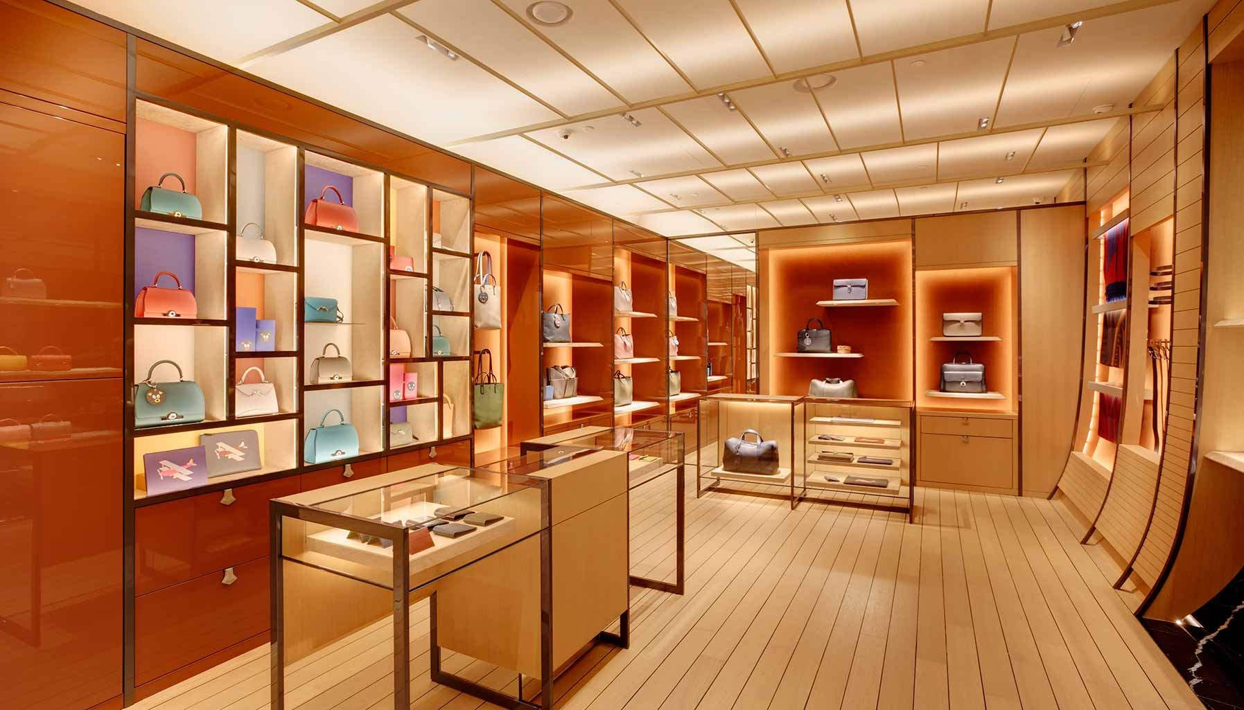 Moynat boutique Singapore