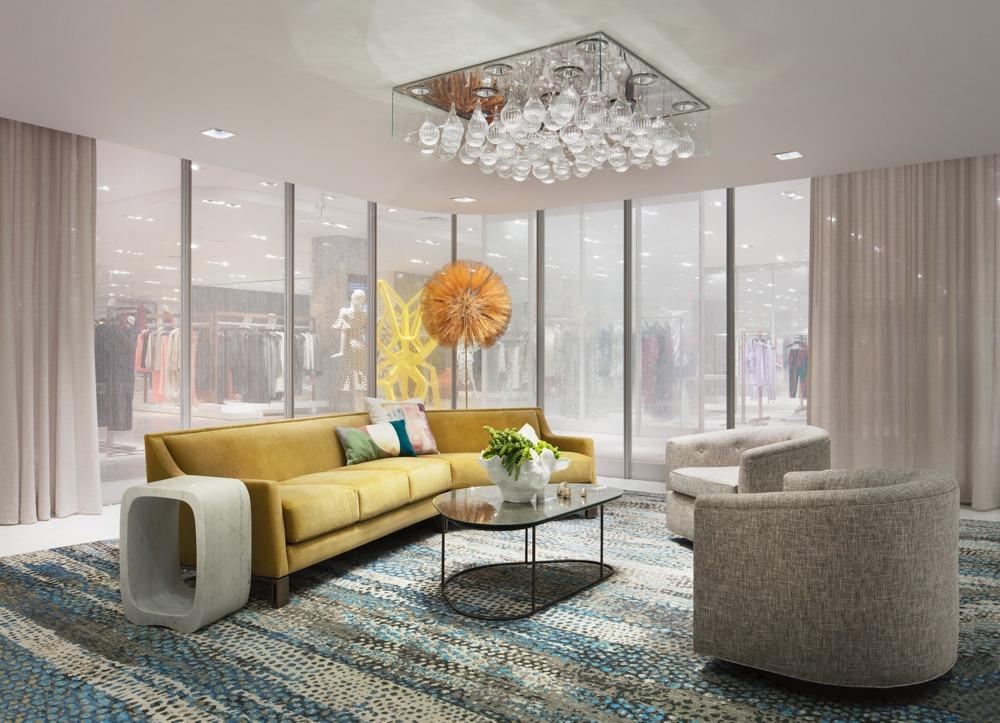 Neiman Marcus at Hudson Yards, New York