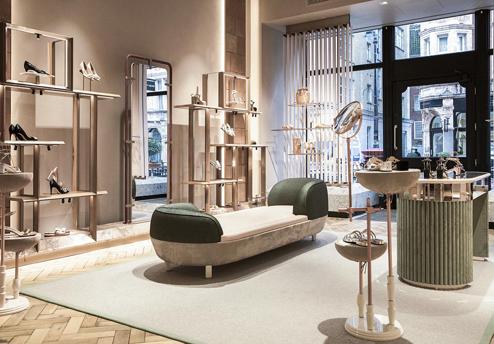 Sergio Rossi new store in London
