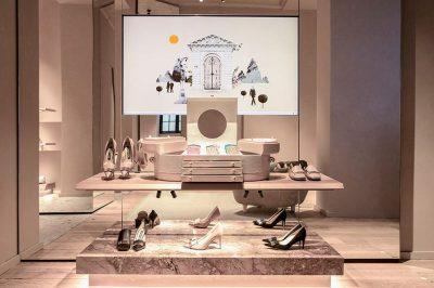 Sergio Rossi new store in London 1