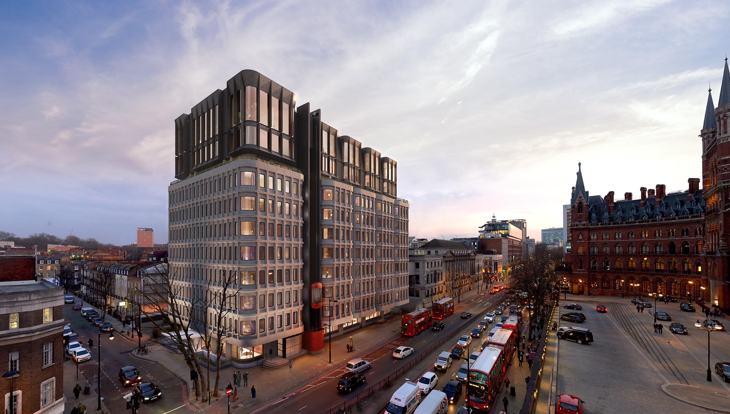 Standard London Hotel (Kings Cross)