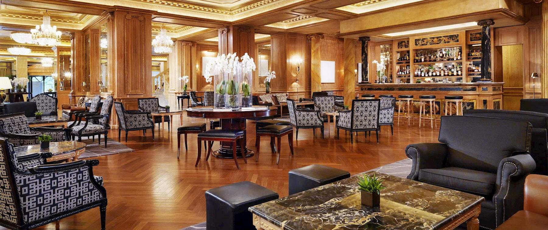 Westin Palace Milan, The Lounge