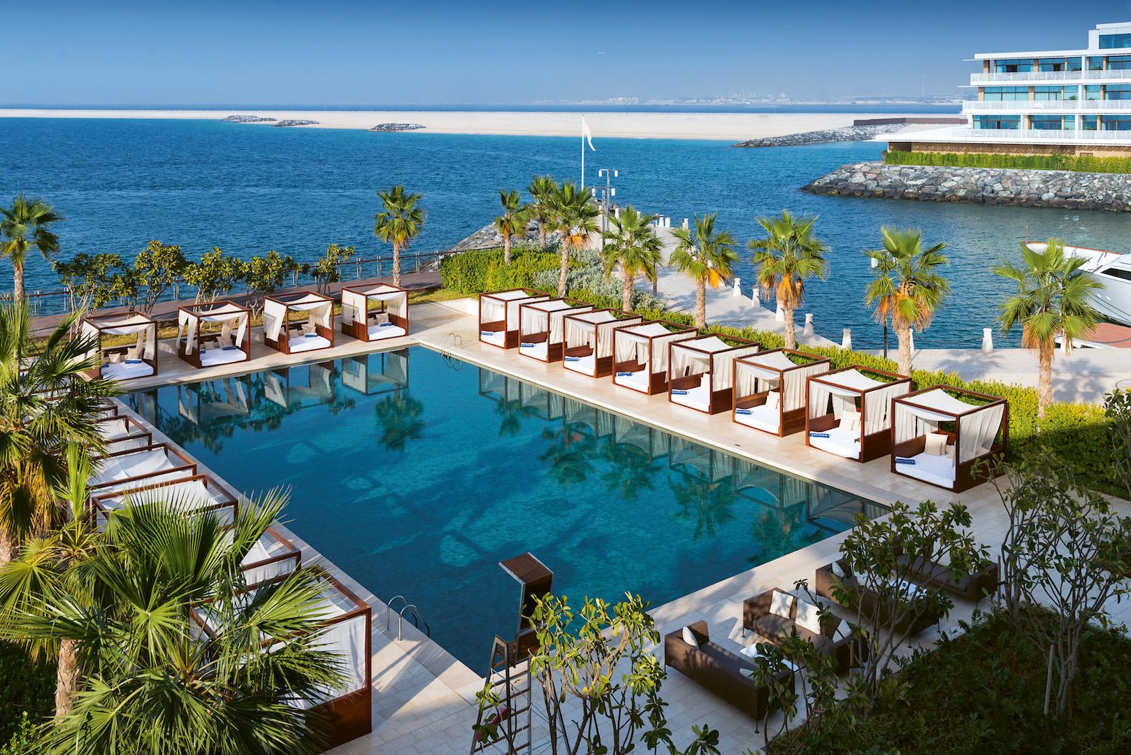 Bvlgari Resort Dubai-Yacht Club Dubai