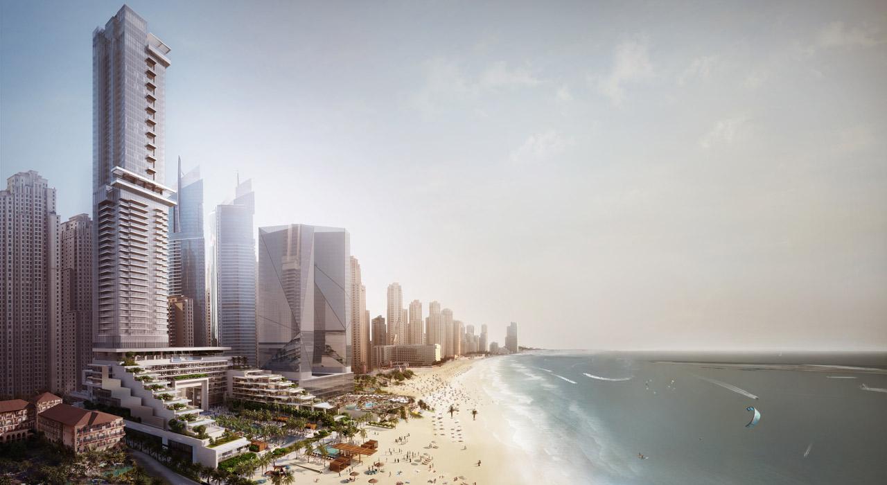Corinthia Hotel Meydan, Dubai