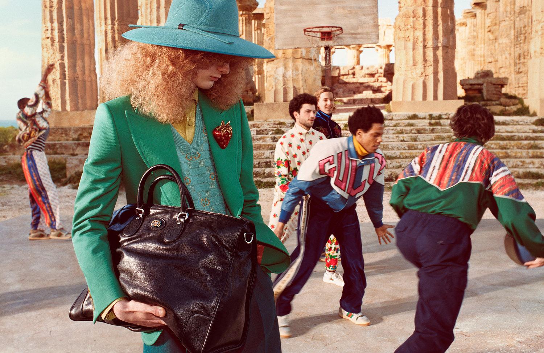 Gucci pre-fall 2019 ad campaign