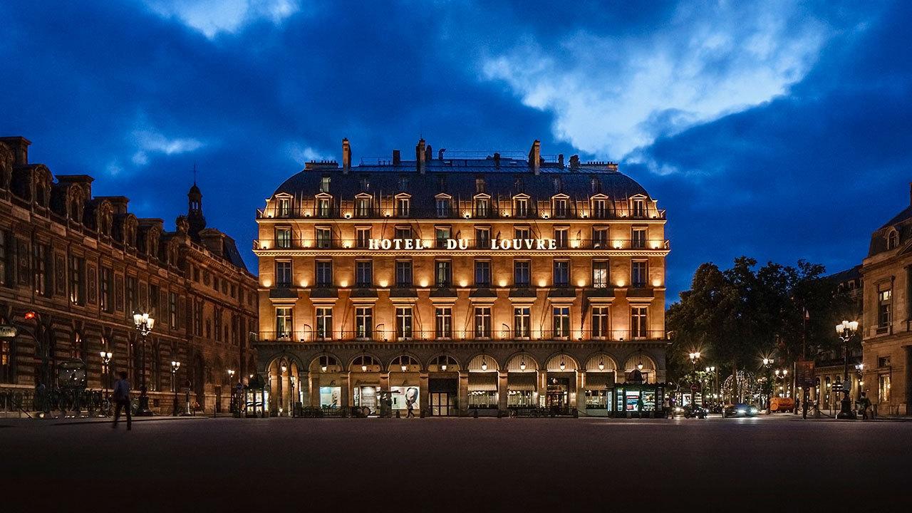 Hotel du Louvre Paris, Unbound Collection by Hyatt