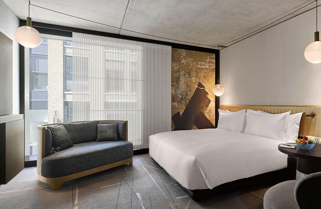 NOBU Hotel London at Shoreditch
