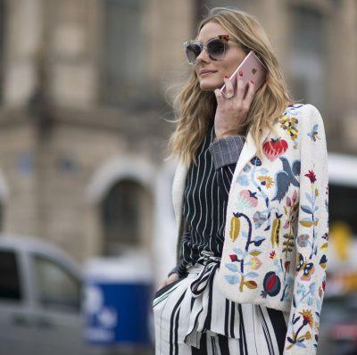 Olivia Palermo top fashion influencer