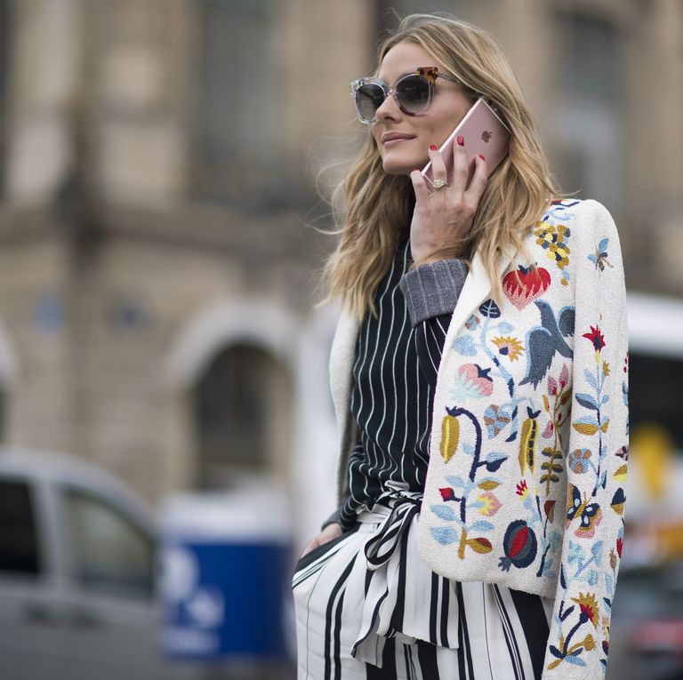 Olivia Palermo top fashion influencer