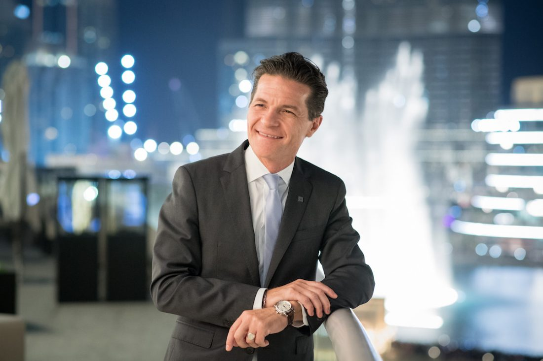 Olivier Harnisch steps down from Emaar Hospitality