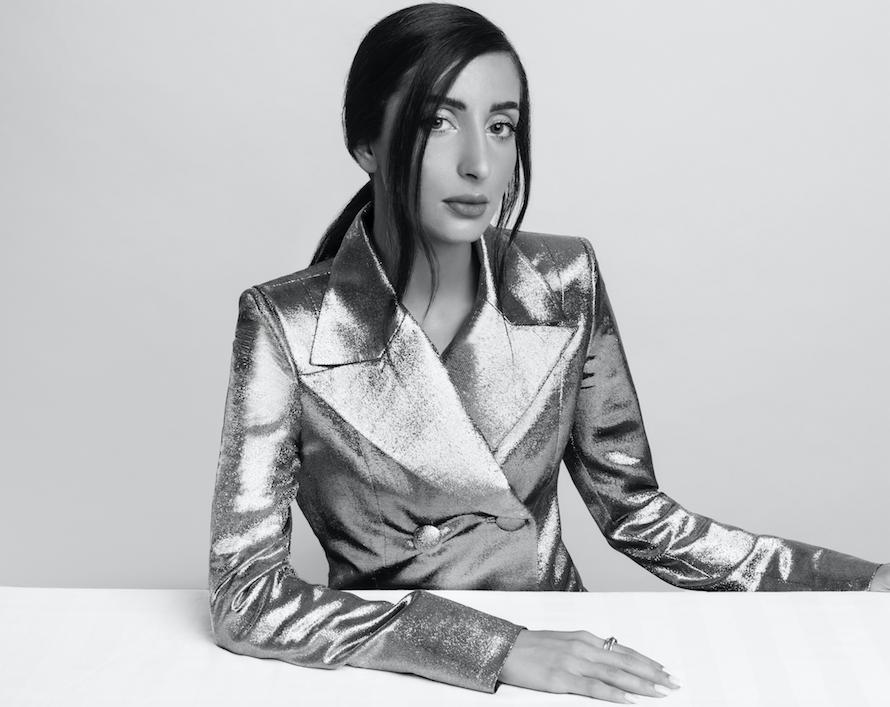 Yasmin Mansour fashion designer