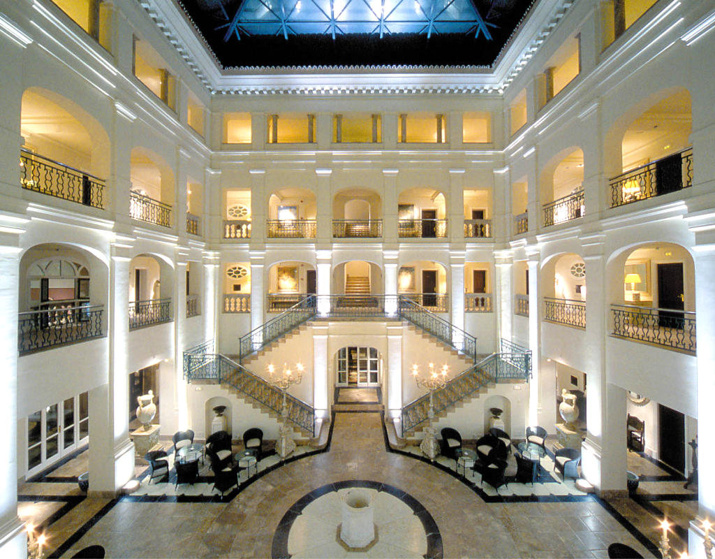 Villa Padierna Palace, Marbella (Anantara & NH Hotels)