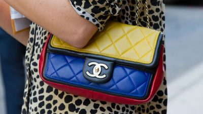Counterfeit Chanel bag