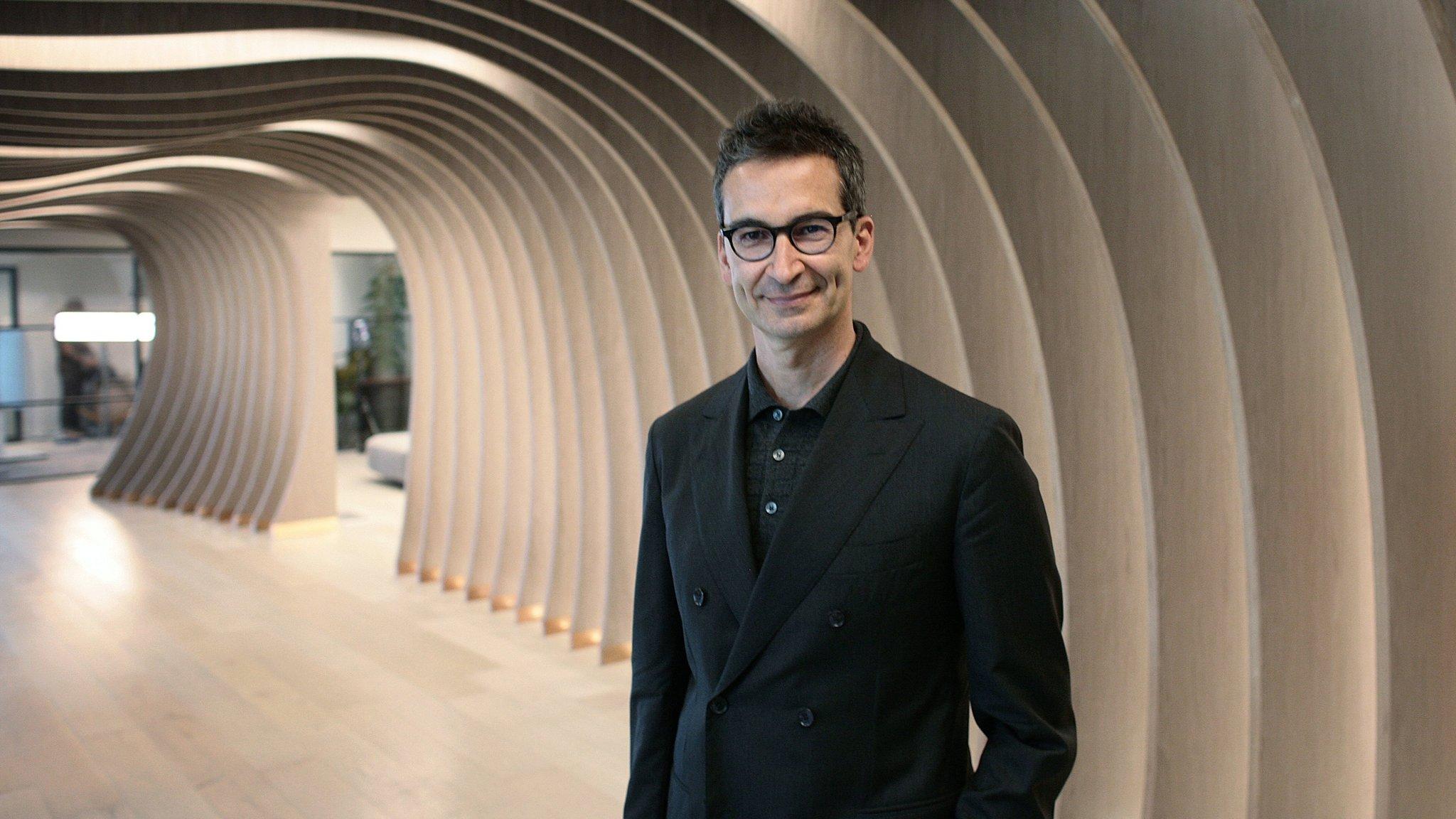 Federico Marchetti, YNAP CEO