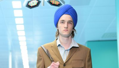 GUCCI 'Indy Full Turban' scandal
