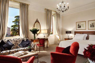 Hotel EDEN Rome - Dolce Vita Suite