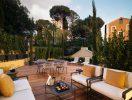 Hotel Eden Rome – Aurora Suite Terrace