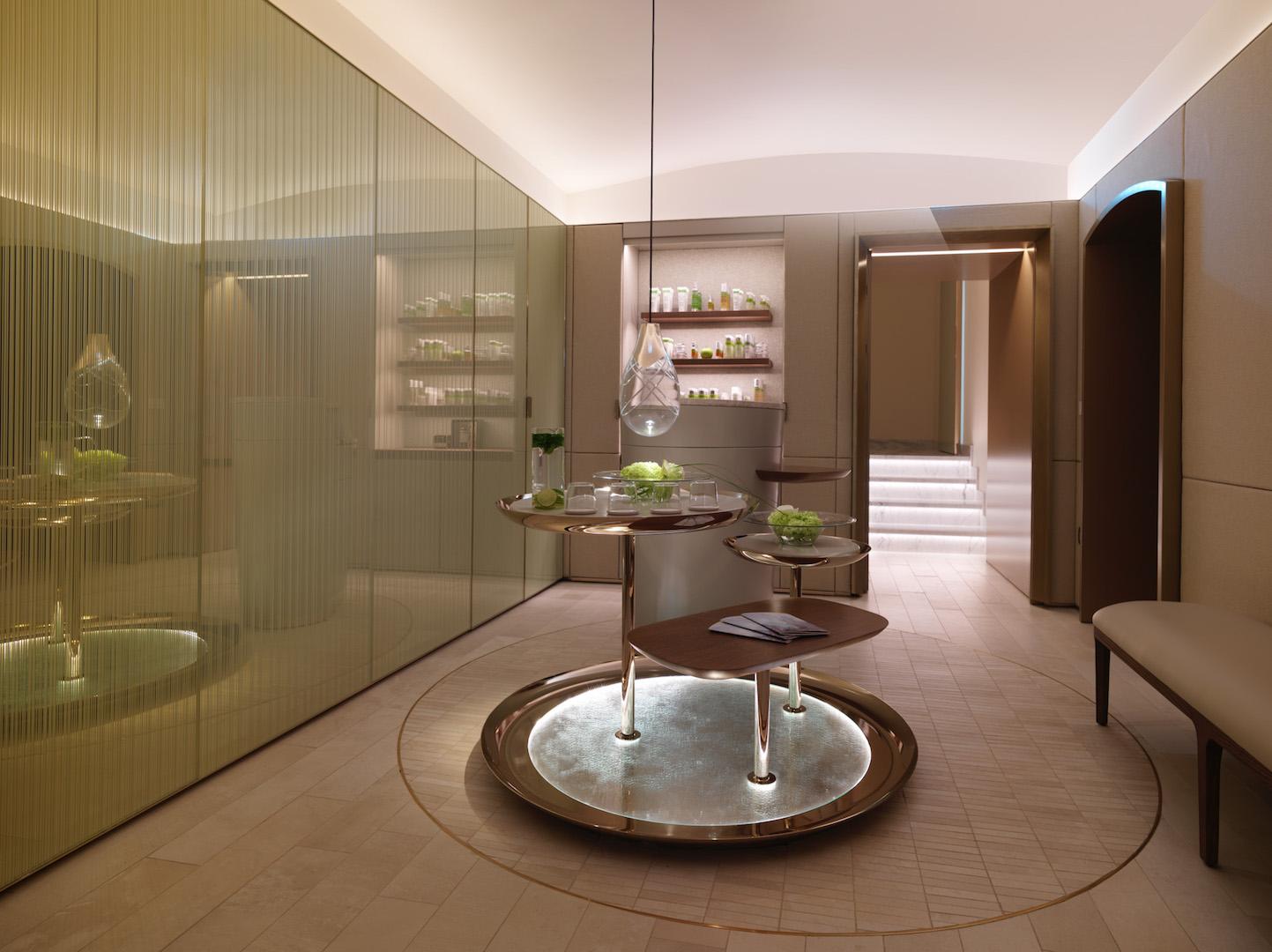 Hotel Eden Rome - The Eden Spa