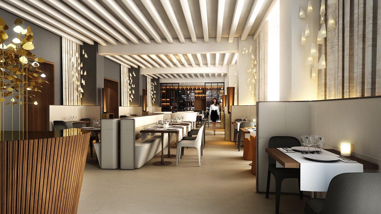 InterContinental Lyon Hotel Dieu - Epona Restaurant