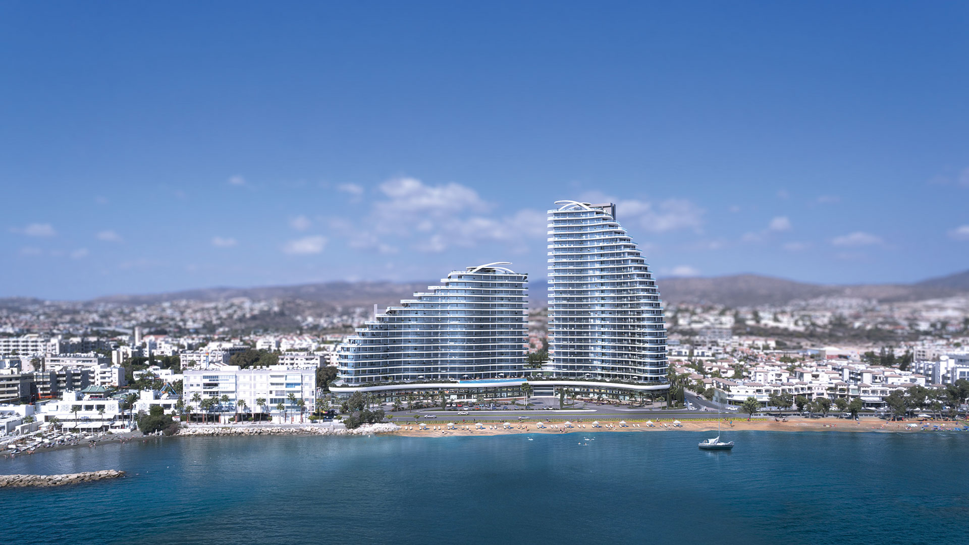 Limassol Del Mar - The Signature Collection Gianfranco Ferré Home