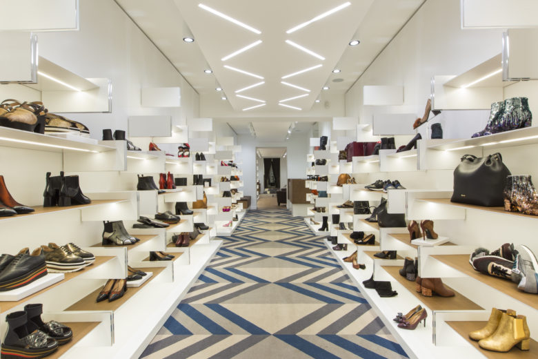 POLLINI boutique Rome (Aeffe Group)