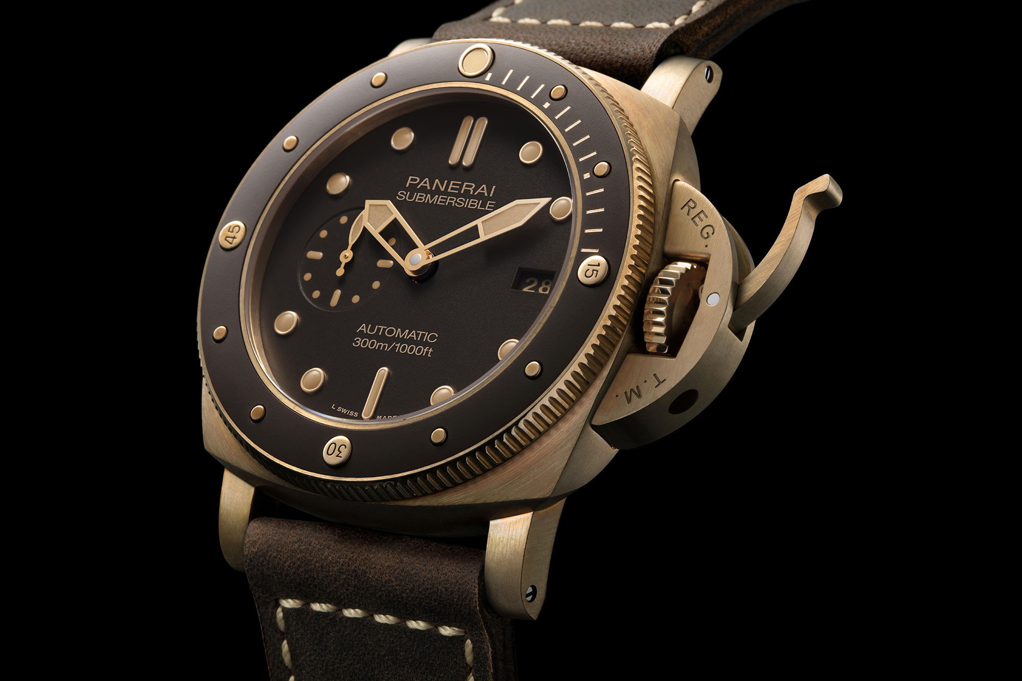 Panerai Bronzo (Richemont owned)