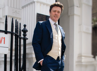 Richard Anderson, Savile Row