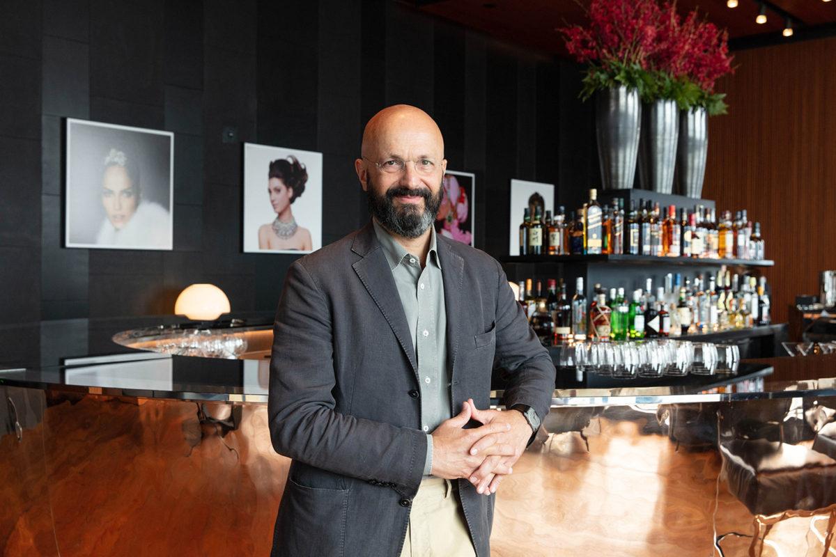 Silvio Ursini, Executive Vice President of Bulgari Hotels & Resorts