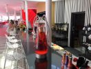 Smoking Cocktails concept – Ushuaia, Ibiza