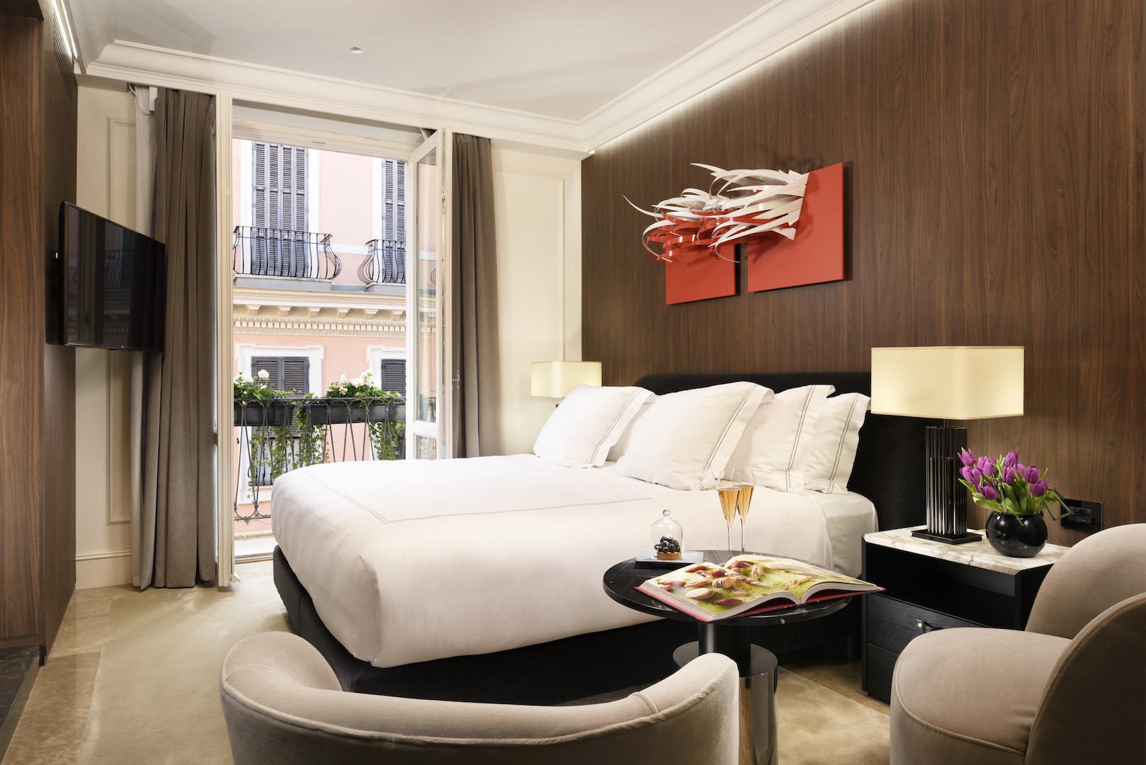 The First Roma Dolce Hotel - Prestige Room