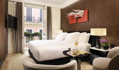 The First Roma Dolce Hotel - Prestige View Room