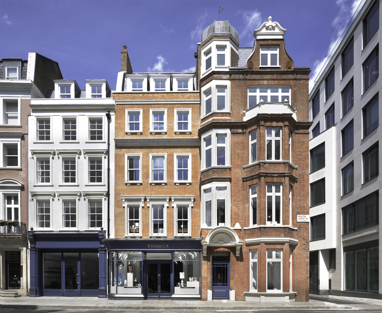 William & Son flagship store in London Mayfair