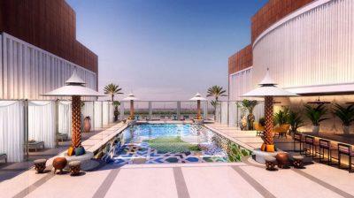 Andaz Dubai, The Palm Jumeirah