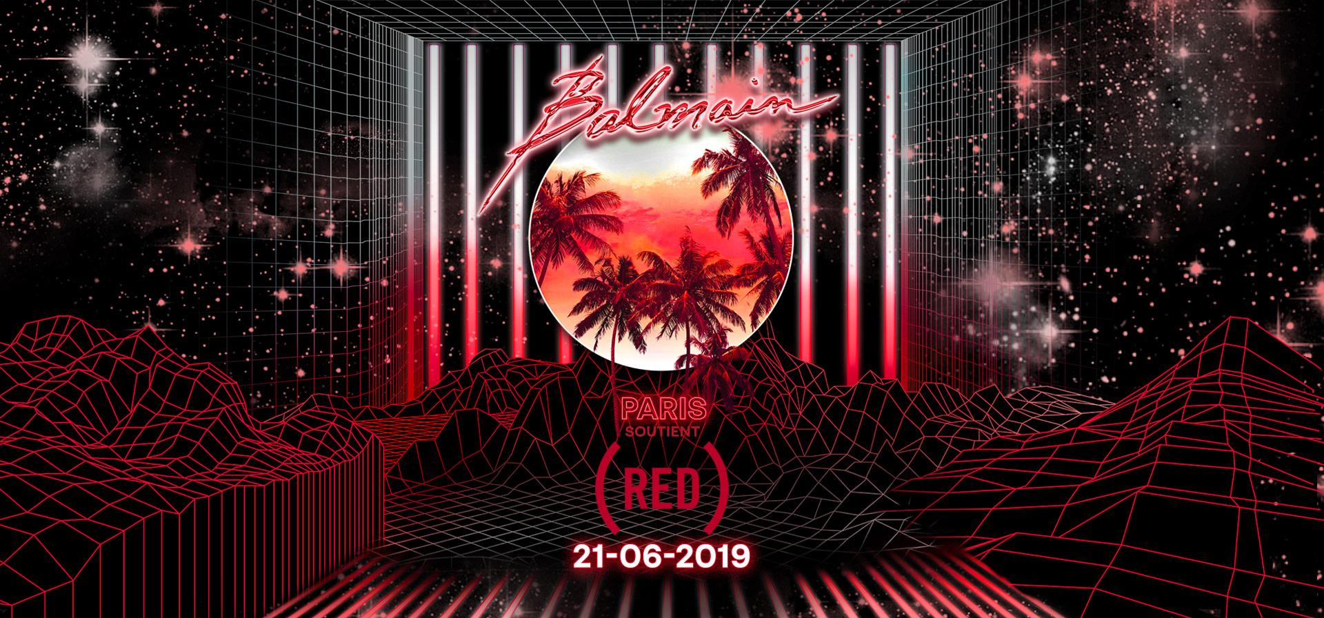 Balmain Music Festival 2019