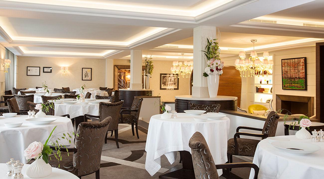 Beau Rivage Geneve, Le Chat Botte Restaurant