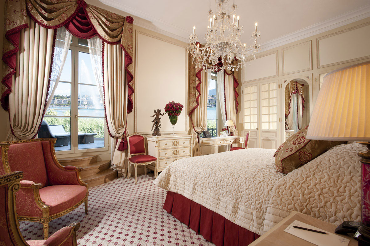 Beau Rivage Geneve - Sissi Suite