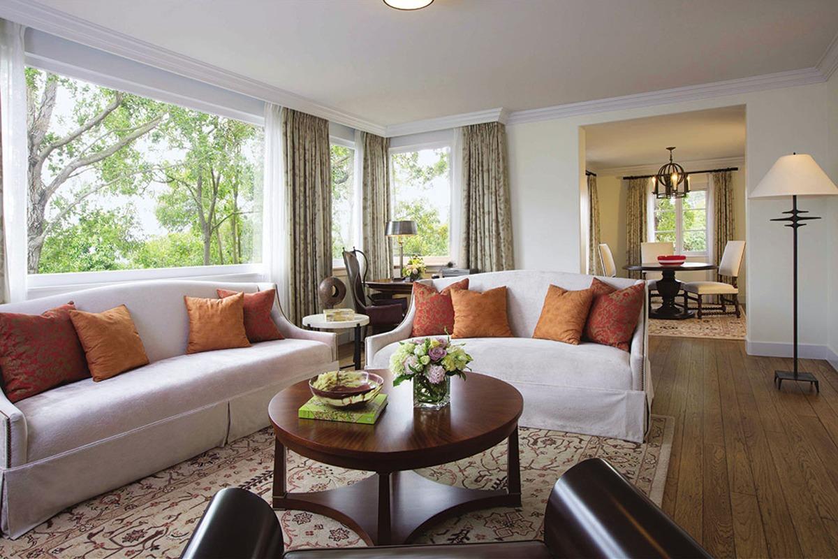 Belmond El Encanto suite
