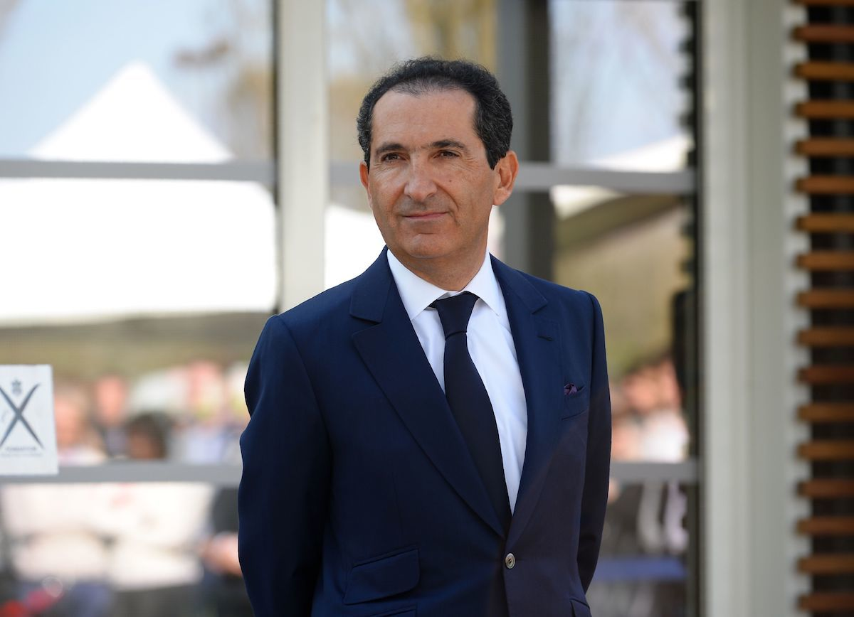 Billionaire Patrick Drahi buys Sotheby's for $3.7 Billion